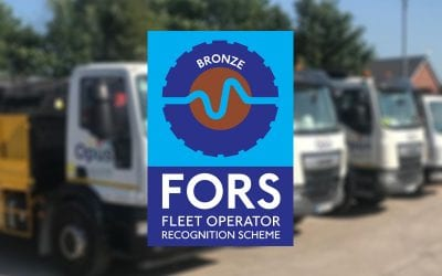FORS Bronze Standard Accredited